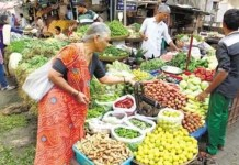 Retail Inflation falls to 5.3% in August