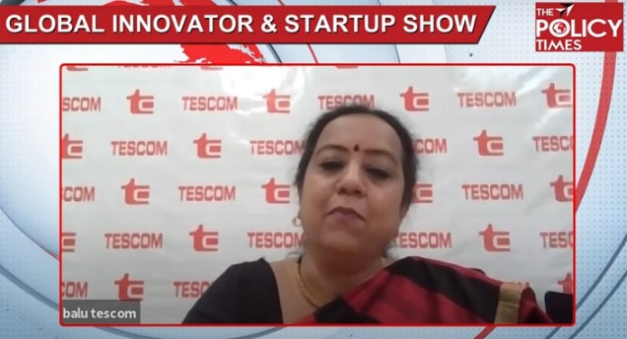 Domestically Manufactured Electronic Components Essential To Fuel India's Vision Of Being A Global Manufacturing Hub-Mrs. Nandini B., Director,TESCOM Pvt. Ltd