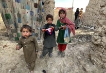One million malnourished Afghan children may die as a result of malnutrition; UNICEF