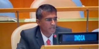 India criticises Pakistan for bringing Kashmir issue at United Nations, labelling it the world's most destabilising power