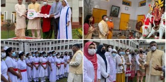 High Commission of India Dhaka Gifted Ambulance & Essential Medical Supplies to Kumudini Hospital