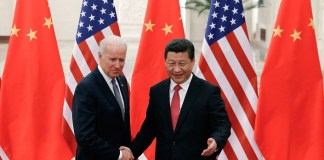 Biden says he and China's Xi agree to abide by Taiwan agreement