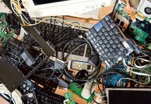 Effective management of electronic waste