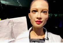 Sophia, the first android to be granted citizenship, now want to have a robot child