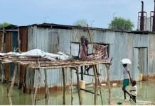 U.N. blames worst South Sudan floods since 1962 on climate change