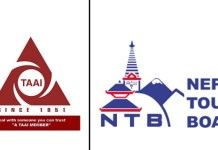 TAAI Joins Hands with Nepal Tourism Board (NTB) to Promote and Enhance Bilateral Tourism