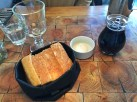 Fresh Focaccia and Seaweed Butter