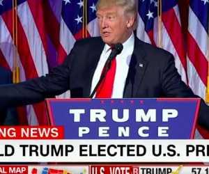 trump beat hillary flashback