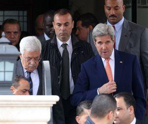john kerry palestine