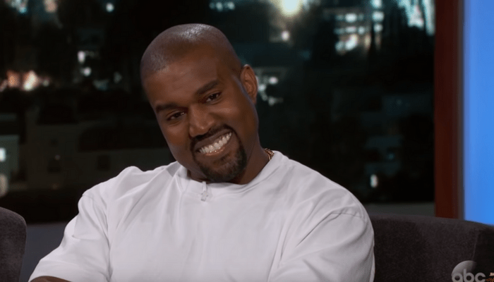 Kanye West Defends His Support Of President Trump On Jimmy Kimmel Live - The Pol...