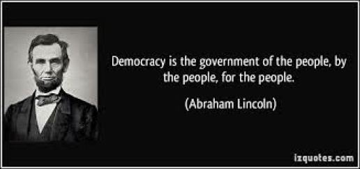 A Democracy