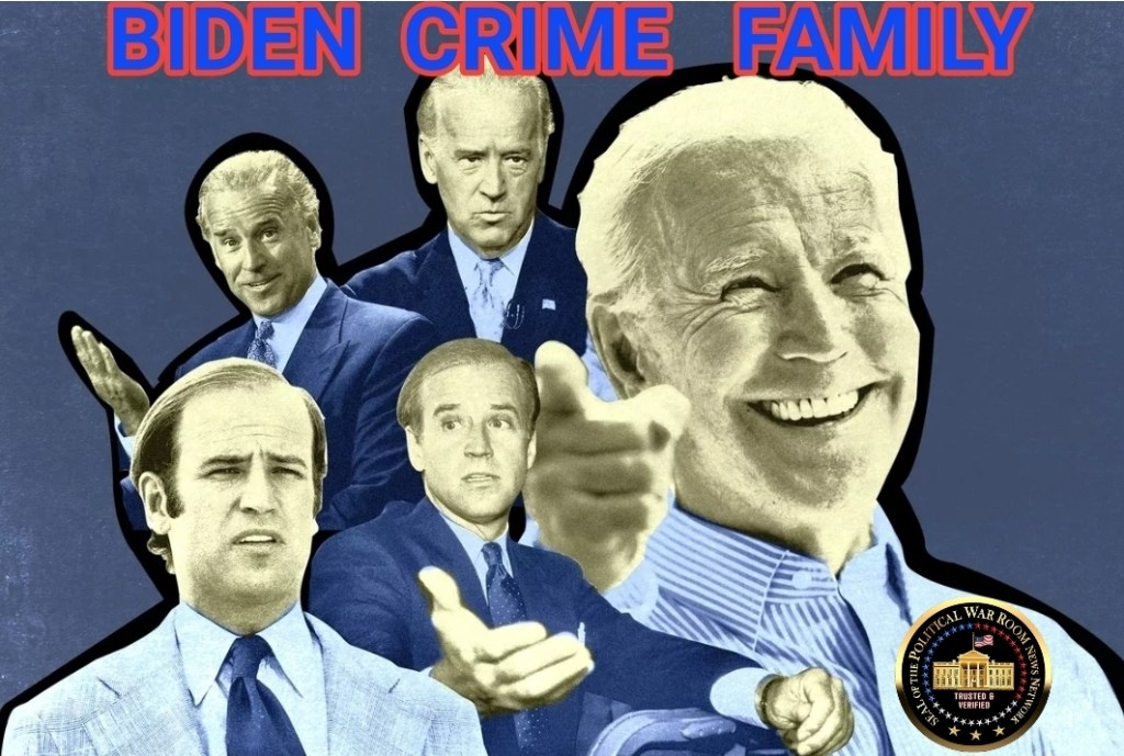 "JOE BIDEN'S FAMILY: How Many More Times Can His Family Members Get  ""ARRESTED"" & Get Out Of Serving Time ? – The Political War Room"