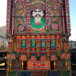 The Yale Politic Art On Wheels Painting Pakistan S Truck Brides