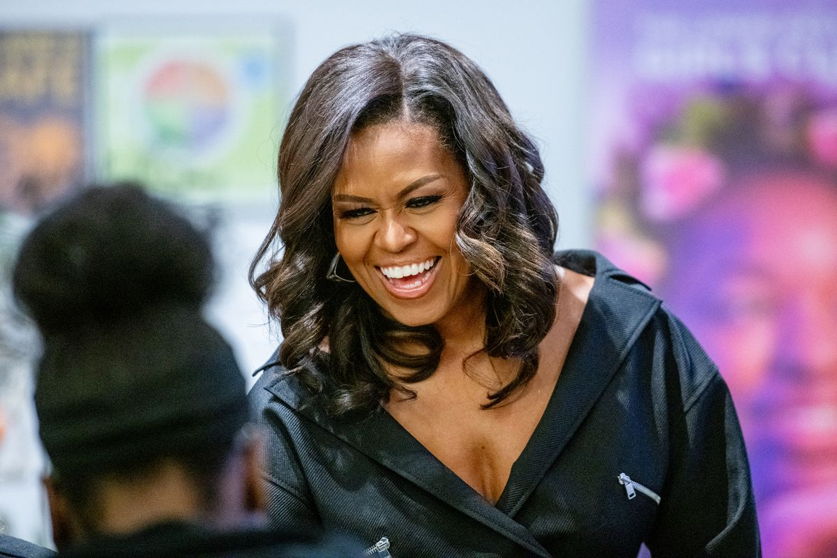 """, Michelle Obama: """"I HAVE BEEN AT EVERY POWERFUL TABLE YOU CAN THINK OF… THEY ARE NOT THAT SMART"""", The Politicus"""