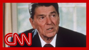 Released tape features Ronald Reagan using racist slur