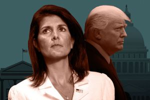 , Did Nikki Haley resign over Trump's mockery of Dr. Ford?, The Politicus