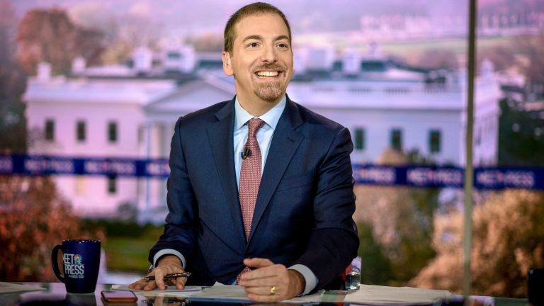 Chuck Todd deconstructs the new McCarthyism perfectly in 2 minutes.
