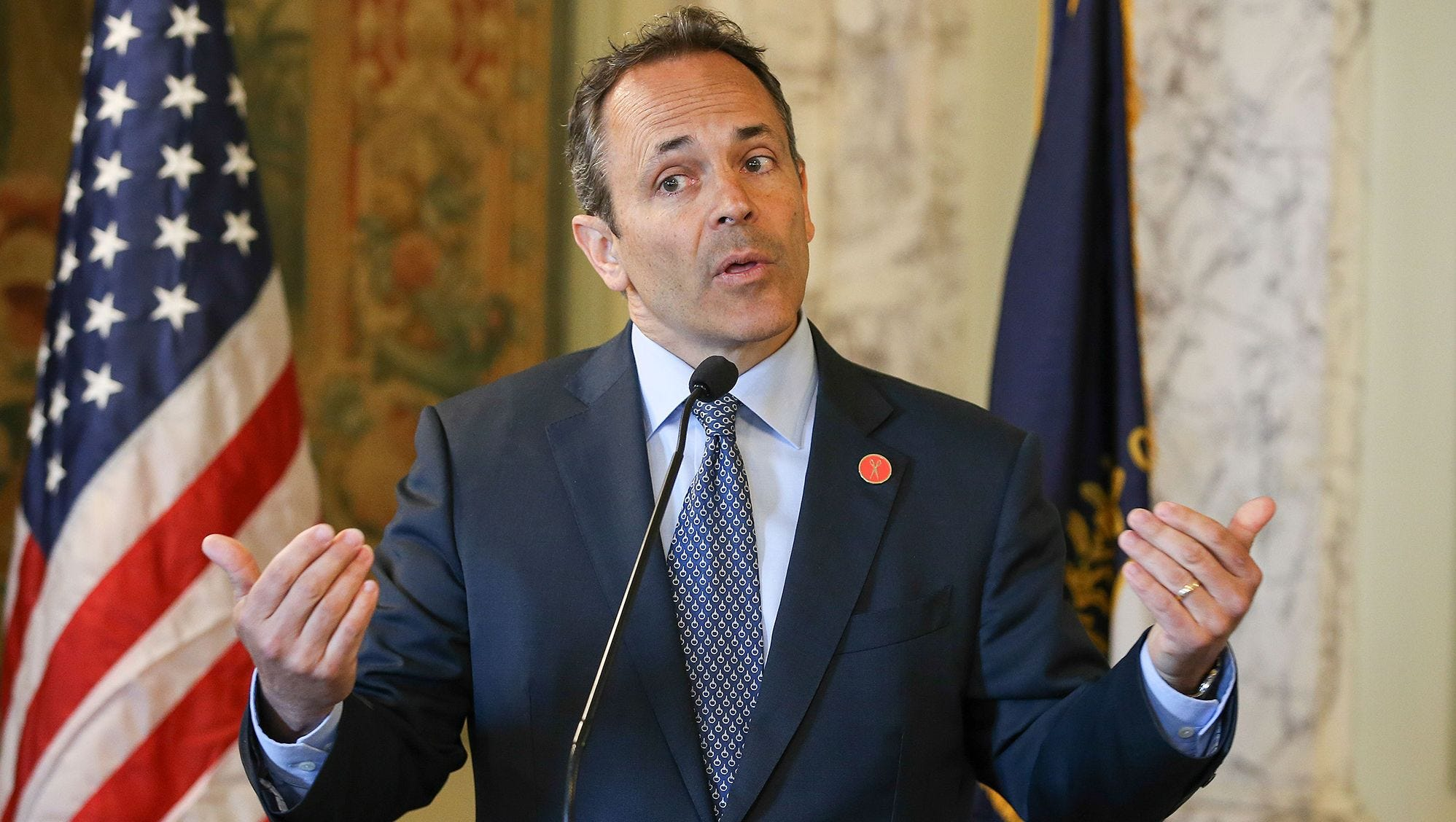 """, More Gift Giving By Former Governor Matt Bevin:  """"Emergency"""" Lease Deal With Private Prison., The Politicus"""