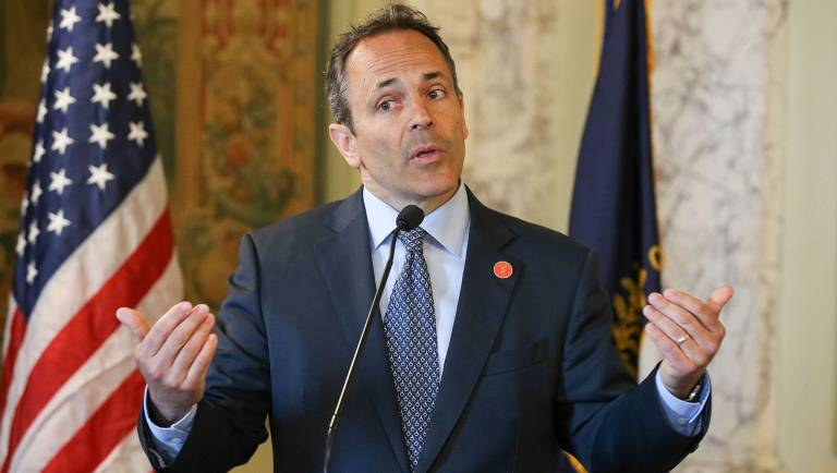 """More Gift Giving By Former Governor Matt Bevin:  """"Emergency"""" Lease Deal With Private Prison."""