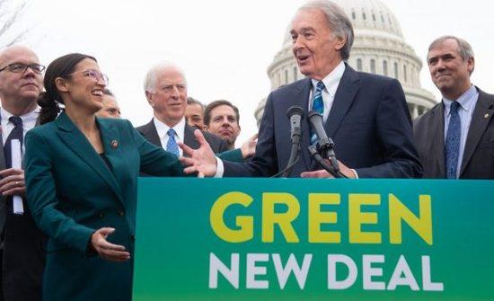MA-Sen: Jane Fonda Endorses Green New Deal Co-Author, Sen. Ed Markey (D), For Re-Election