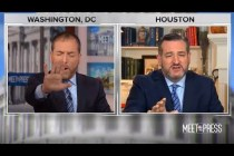 Chuck Todd frazzled Ted Cruz for his insane support for Trump