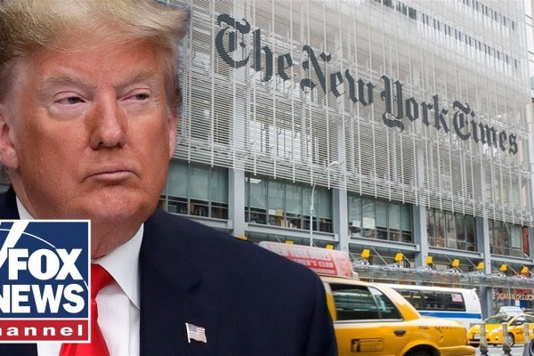 NYT claims 2019 'darkest' year for journalists under Trump administration