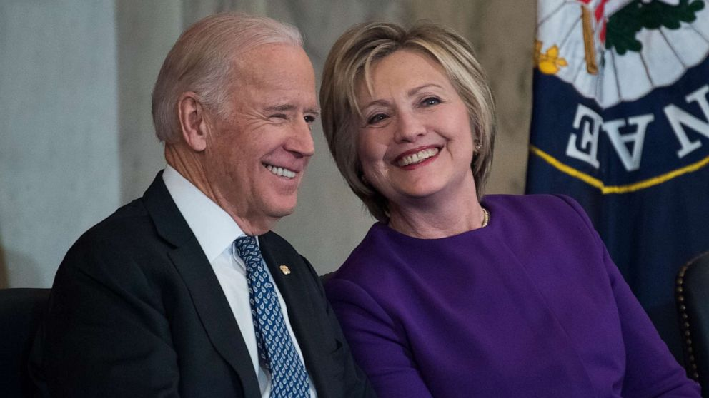 , Hillary Clinton Wastes No Time Helping Joe Biden Kick Trump's Ass Out Of The White House, The Politicus