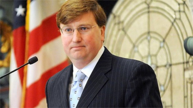 Mississippi governor slips & tells Chuck Todd who's really in charge