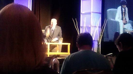 Al Gore at Netroots Nation in Atlanta, 2015