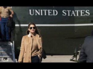 Hope Hicks has COVID: Trump's irresponsibility could start mass infection with staff & beyond.