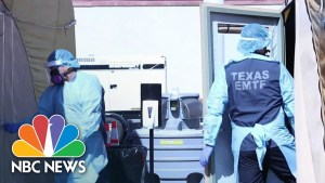 El Paso Hospitals At Breaking Point Amid Rise In Coronavirus Cases | NBC Nightly News