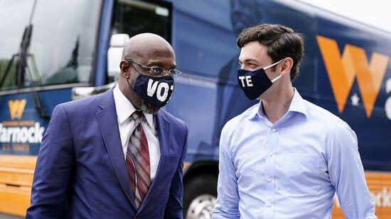 , GA-Sen A & B: Don't Forget To Sign Up For Beto O'Rourke's  Virtual GOTV Phone Banks This Week, The Politicus