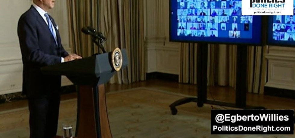 Watch President Biden tells his staff that he will fire them on the spot for Trump-like behavior