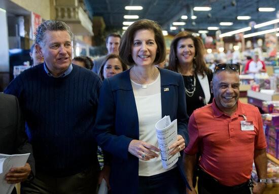 NV-Sen: Sen. Jon Ossoff (D. GA) Helps Sen. Catherine Cortez Masto (D) Get Ready For Victory In 2022
