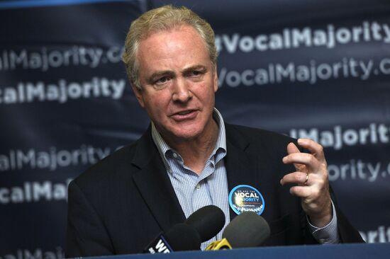 , MD-Sen: Sen. Chris Van Hollen (D) Boosts Public Support  For Pres. Biden's HHS Secretary Nominee, The Politicus