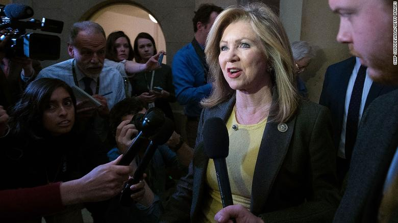 , Marsha Blackburn allegedly flashes congressional pin to escape Capitol Police traffic stop, The Politicus