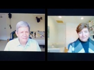 Georgetown Law Professors complain about Black Students on Zoom Sandra Sellers David Batson