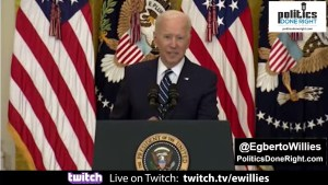 Joe Biden questions whether there would even be a Republican Party to run against