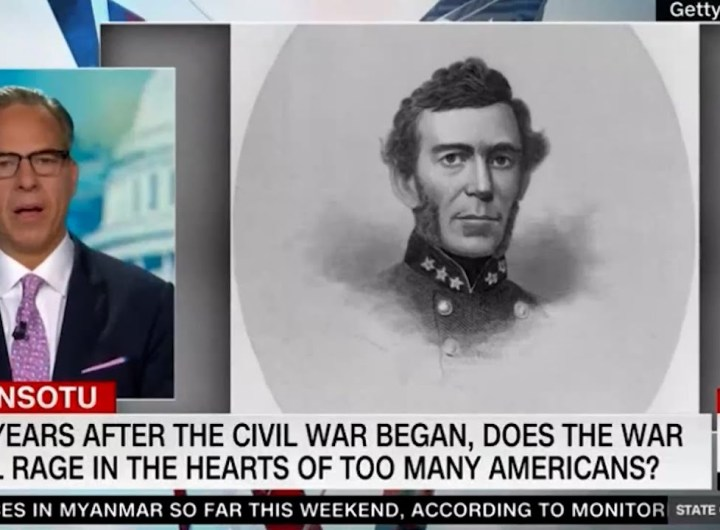 MUST WATCH Jake Tapper slams Right, their 'bumbling treasonous fools' CW generals worship, & more