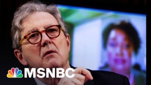 Sen. John Kennedy Tries (And Fails) To Stump Stacey Abrams | The 11th Hour | MSNBC