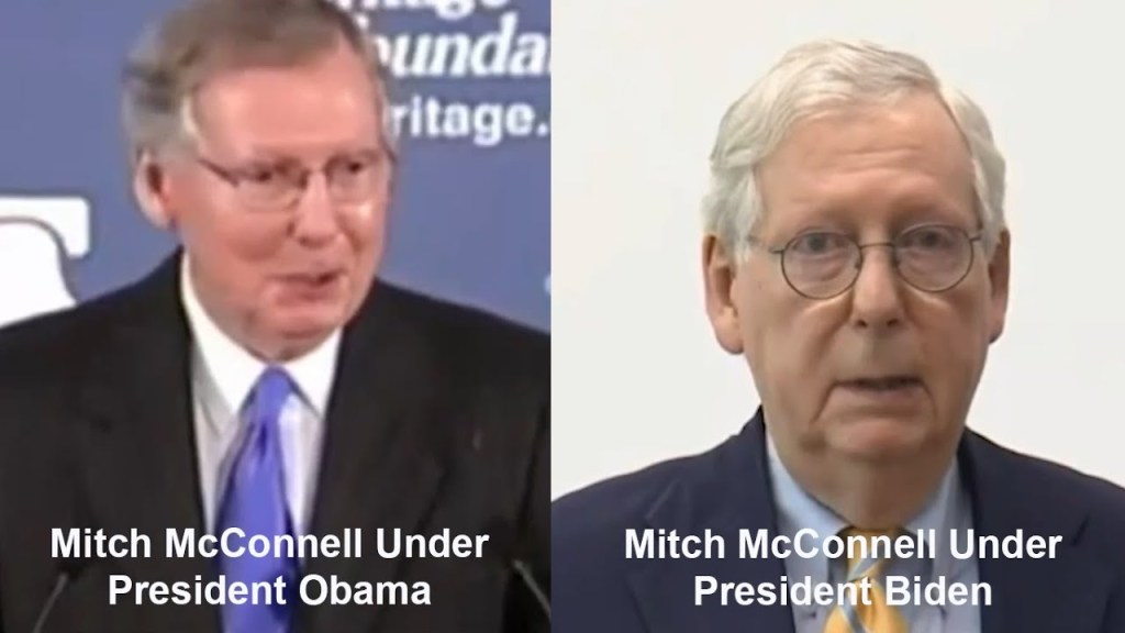 Mitch McConnell has proven we must believe him at his word Democrats better act accordingly!