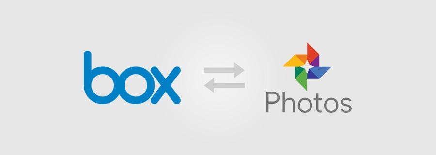 Moving Pictures From Box To Google Photos: Manual and Annoying
