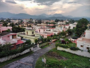 of the views Dehradun can offer you from anywhere