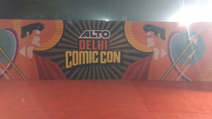 of my first Comic Con