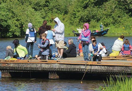 Ocean Shores Youth Fishing Derby