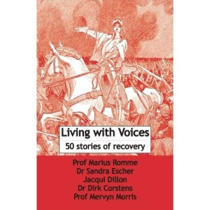 Living with Voices Book Cover