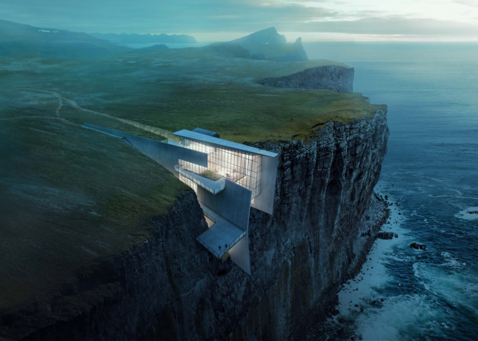 Cliff Retreat