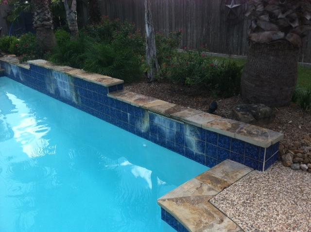 the pool scrubbers