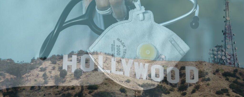hollywood covid-19