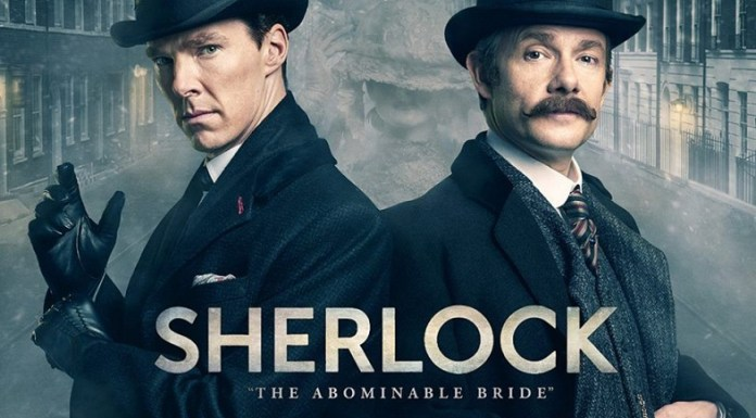 Sherlock the Abominable Bride Poster